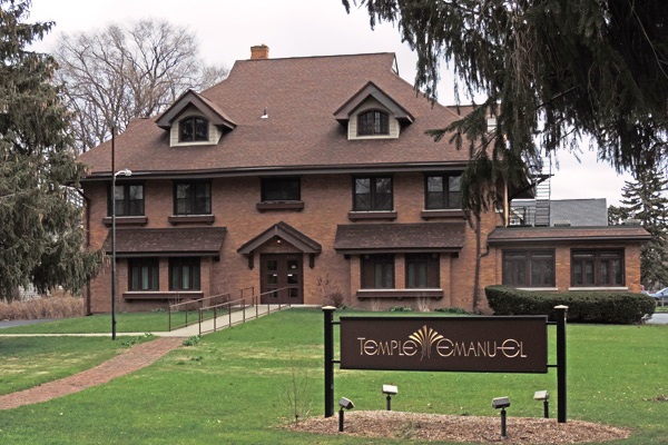 Our Irondequoit building*